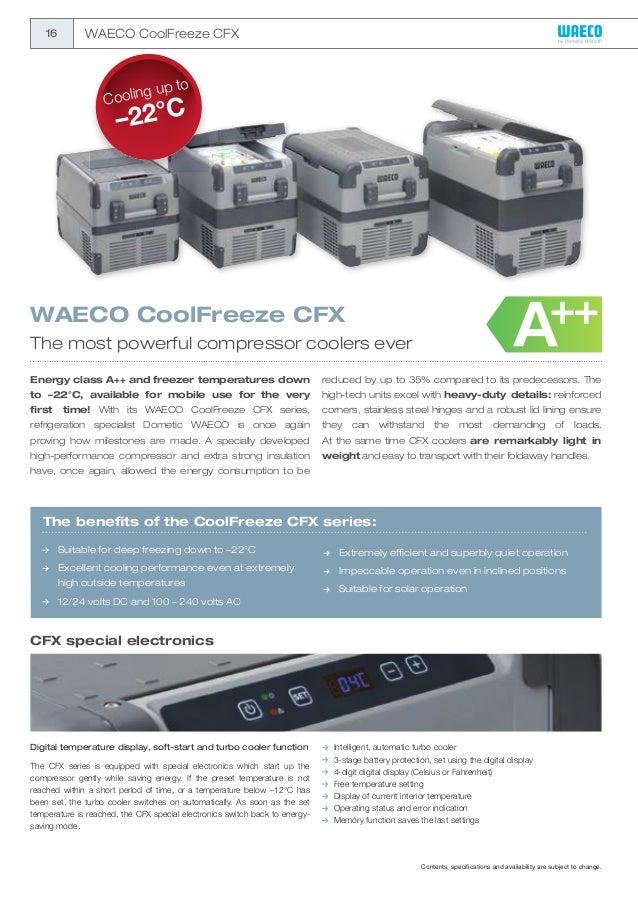 WAECO Professional Cooling Catalog 2014