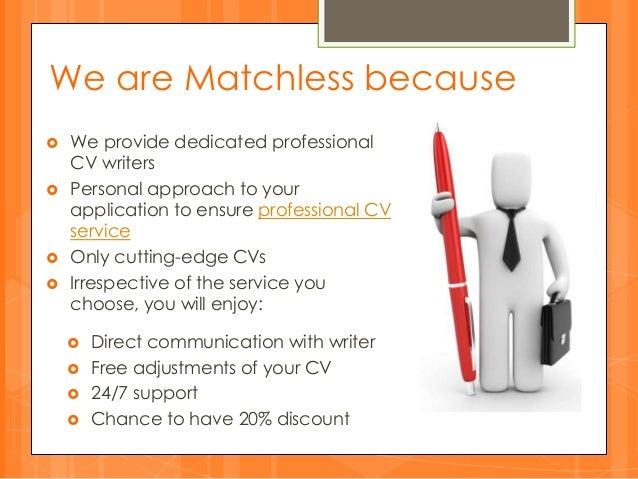 Professional cv writing service