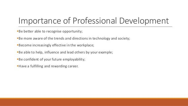 Approaches to Professional Development Skill Based Training Effective skill-based training allows participants to learn c...