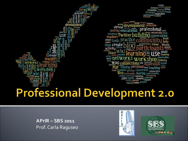 APrIR – SBS 2011 Prof. Carla Raguseo