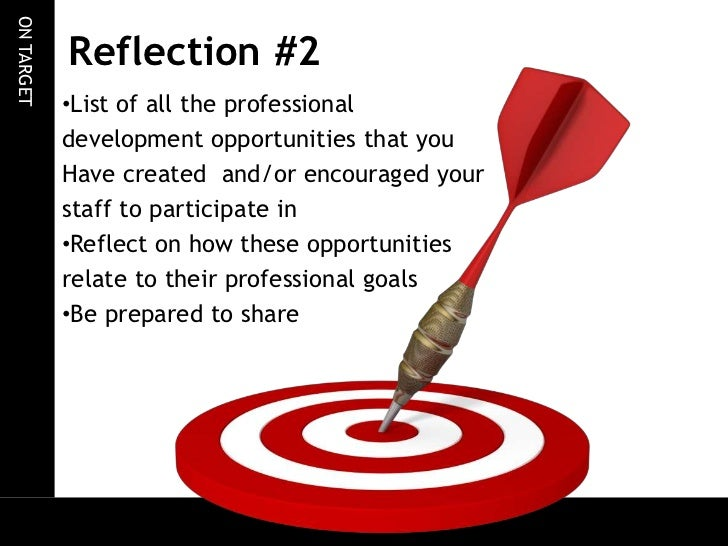 be able to prioritise goals and targets for own professional development Esevaluate own knowledge and performance against standards and  2: be  able to prioritise goals and targets for own professional development.