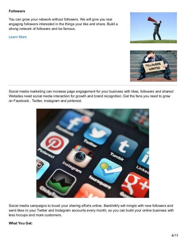 Professional digital marketing assistant services - Backlinkfy