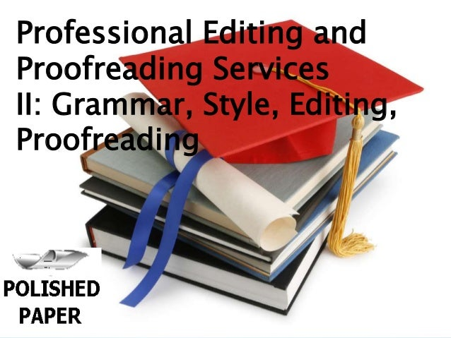 English In Italian: Professional Editing And Proofreading Services II: Grammar