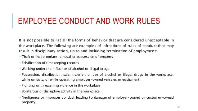 Professional Ethical Conduct