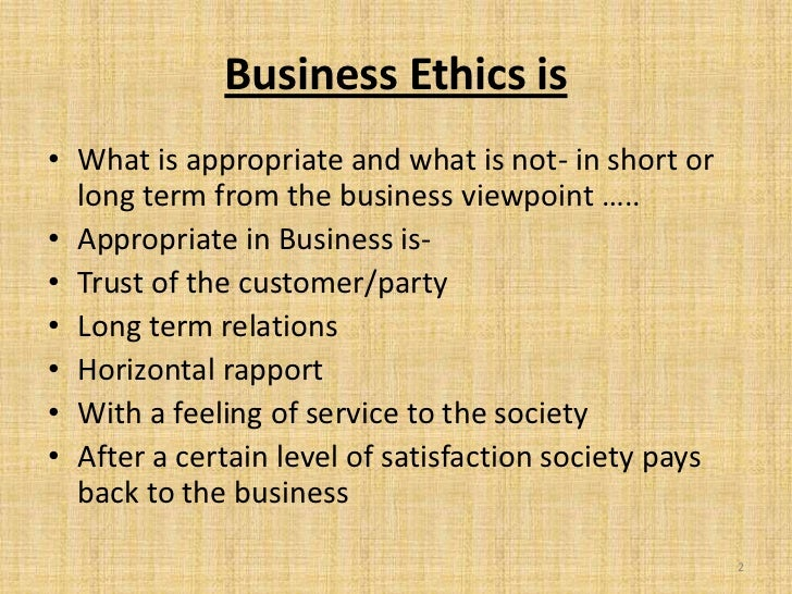 business ethics social responsibility Corporate social responsibility (csr) has gained more interest in the past  decade,  further, philosophers john dewey and james h tufts, in their book  ethics.