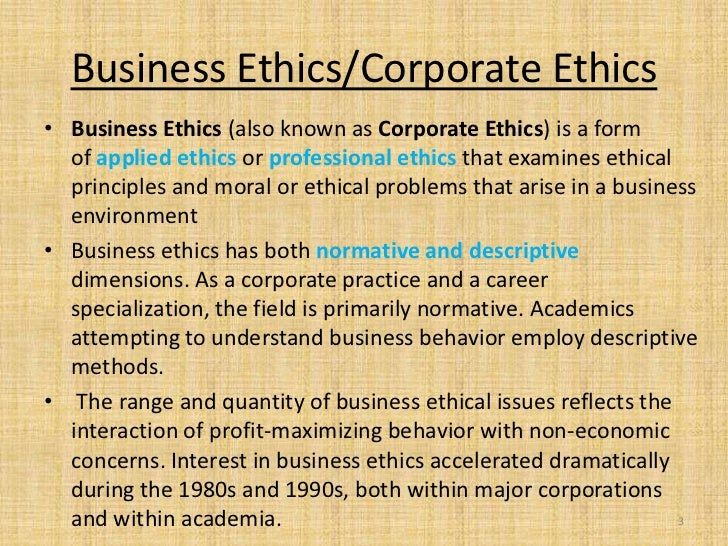 business ethics and corporate social responsibility essay European research studies volume vi, issue (1-2), 2003 business ethics, corporate social responsibility and corporate governance: a review and summary critique.