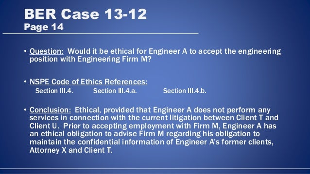 nspe code of ethics