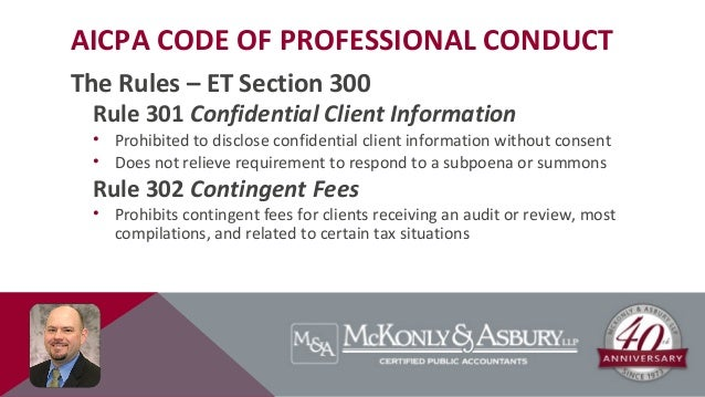 aicpa code ethics American institute of certified public accountants code of professional conduct  as of january 14, 1992 composition, applicability, and compliance.