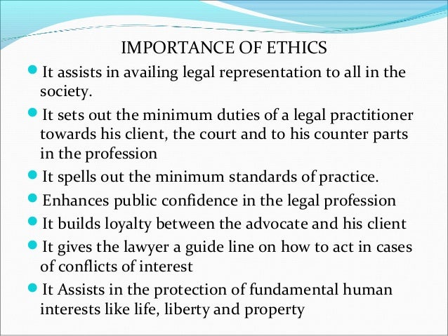 The Reasons for Studying Business Ethics