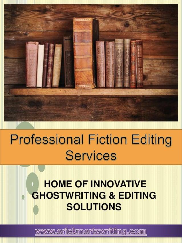 novel editor software
