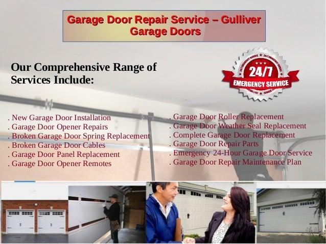 Professional Garage Door Repair And Installation Services In Edmonton