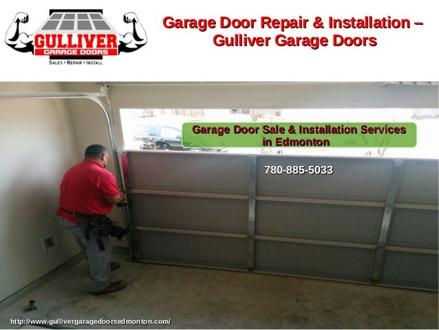 Captivating ... Door Installation Services In Edmonton; 5. Garage ...