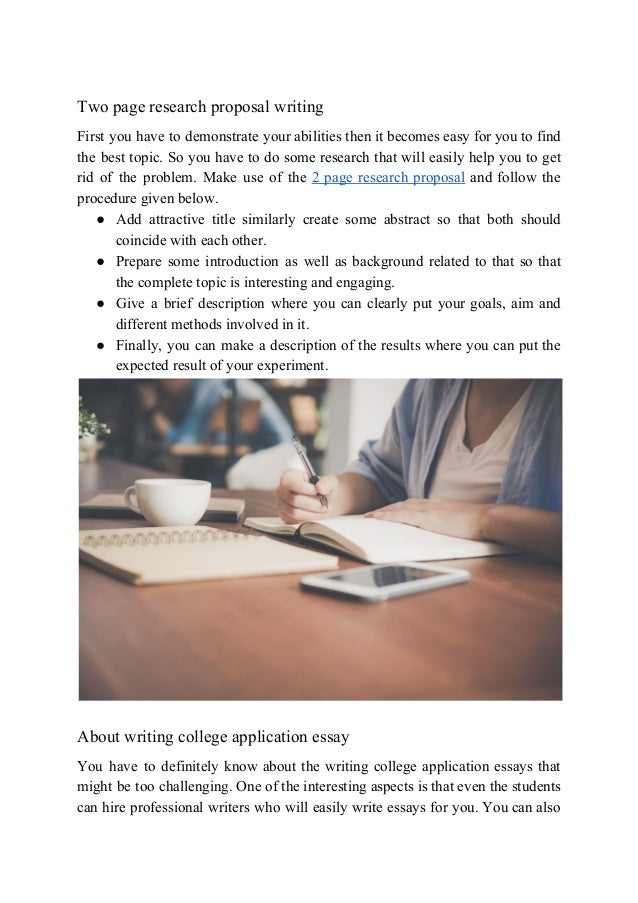 Professional college application essay writers