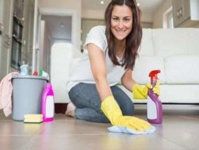 Professional house cleaning services offering a variety of safe clean…