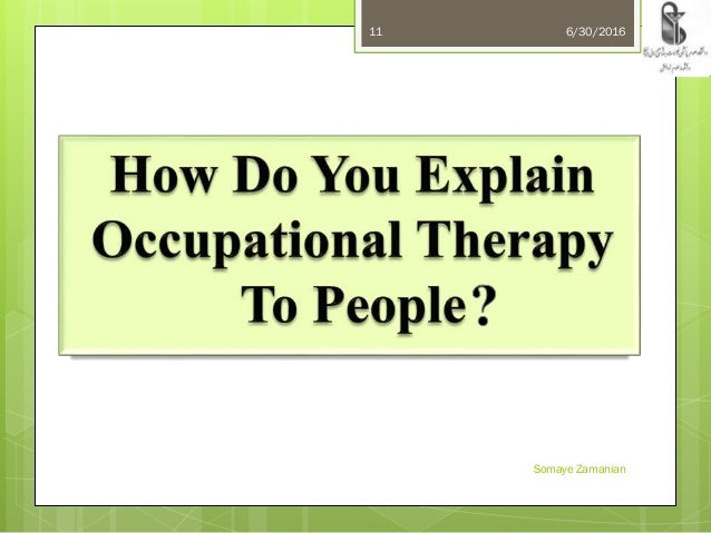 occupational therapy reflection on learning on clinical placement Reflections on simulated learning experiences of occupational therapy students in a clinical skills unit skills prior to their first clinical fieldwork placement.