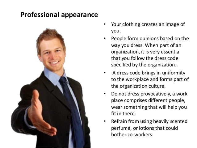 professionalism in the work place No matter where you work, maintaining a professional attitude and adhering to your personal ethics as well as the company's code of ethics only benefits your career you've never heard of someone being demoted or disciplined for professionalism and good work ethics on the other hand, you have heard.