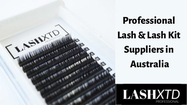 Professional Lash&LashKit Suppliersin Australia
