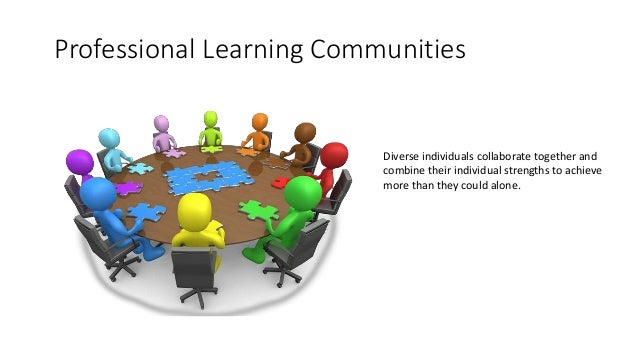 professional learning communities Professional learning communities are being recognized as one of the most  effective strategies for sustained, substantive school improvement learn more to .