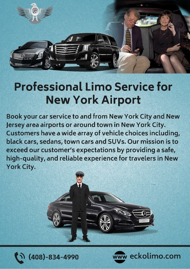 Professional Limo Service for New York Airport