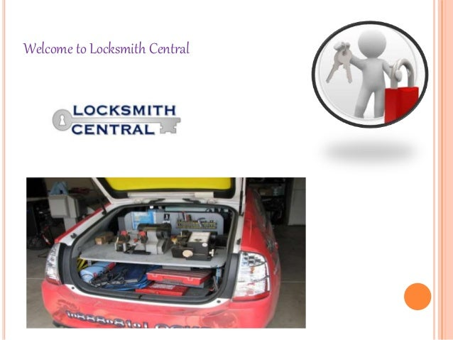 Welcome to Locksmith Central