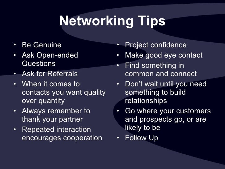 networking skills Here is a list of some of the most important it networking skills you should have under your belt this information is based on the results of a survey by cisco , which asked holders of its ccie certification what they thought digital infrastructures will look like in the next five years, and which types of skills they think will be in most demand.