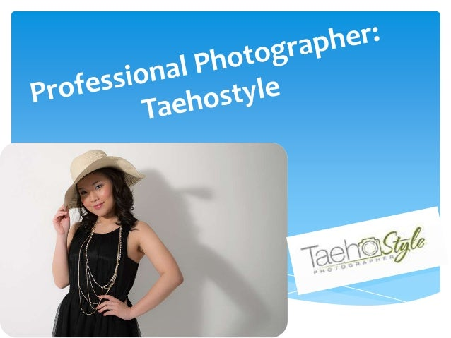 Taeho Style will highlight the best photography aspects of the beautiful, stunning fashion portfolio with the perfect use ...