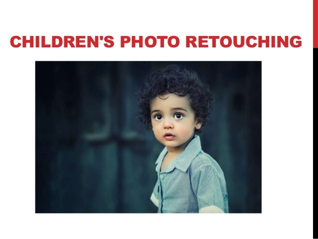 Professional Photo Retouching Services. Your Photoshop Service Online