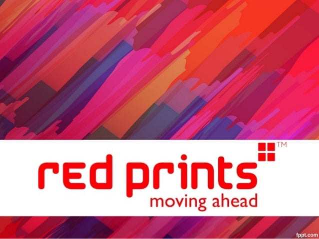 Professional Printing Services - Redprints in