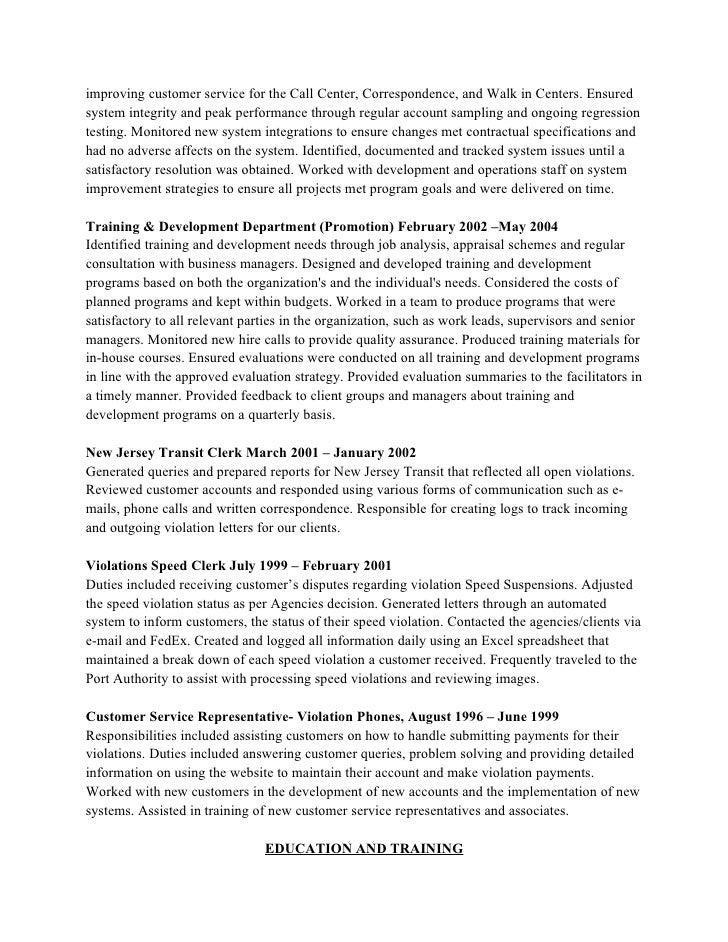 Professional Profile Template Cherise Brown – Professional Profile Template
