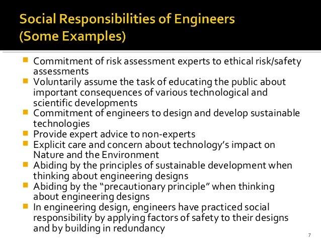 importance of engineering ethics