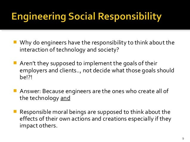 role of law in engineering