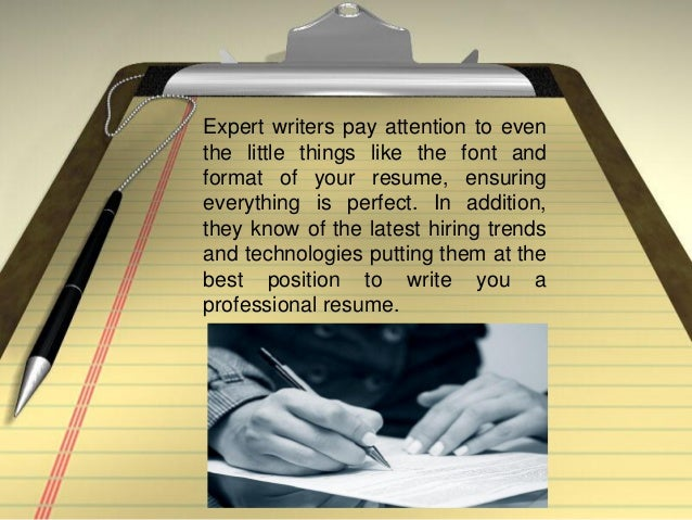 Are professional resume writing services worth it