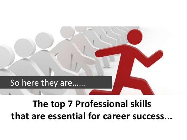 best professional skills