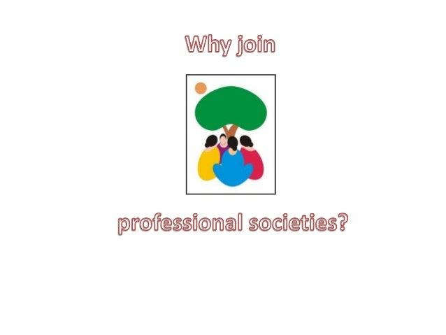 professional society
