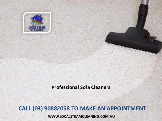 AU Professional Sofa Cleaners CALL (03) 90882058 TO ...