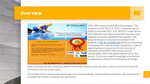 Solar Power Courses in Hyderabad | Solar Energy Training