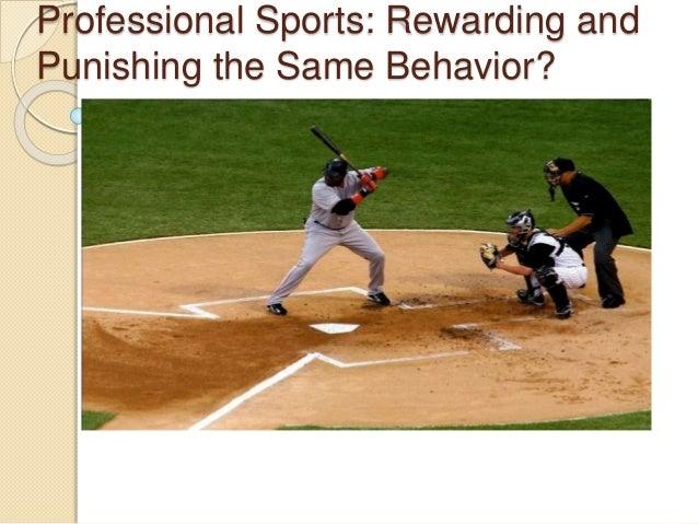 rewarding and punishing the same behavior