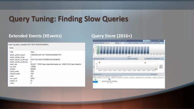 Query Tuning: Missing Index DMVs http://bit.ly/2rudhX9