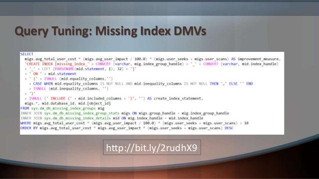 Query Tuning: Statistics SQL Server Statistics Basics by Robert Sheldon http://bit.ly/2apoFJO