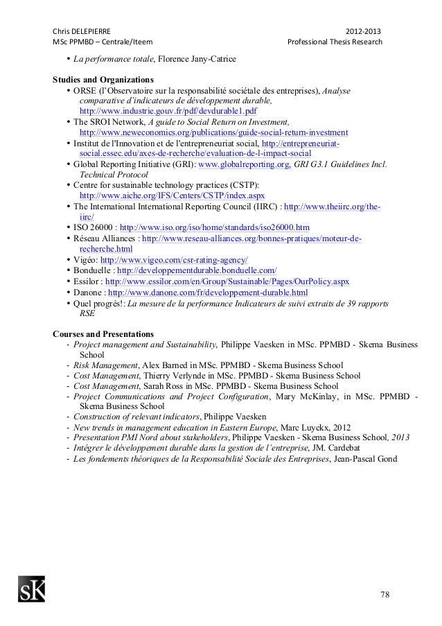Dissertation La Notion De Service Public - La notion de