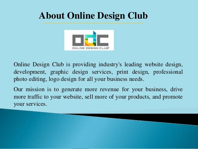 Professional Web Design And Development Services Online