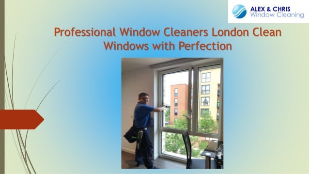 Professional window cleaners in London know the art of window cleaning full with dirt marks and grime. These are hard mark...