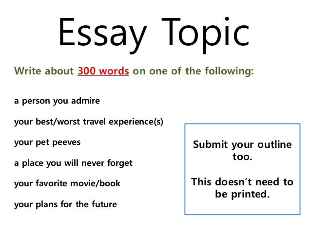 Worst travel experience+essay what ways are expository essays similar to business communication