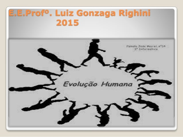 E.E.Profº. Luiz Gonzaga Righini 2015