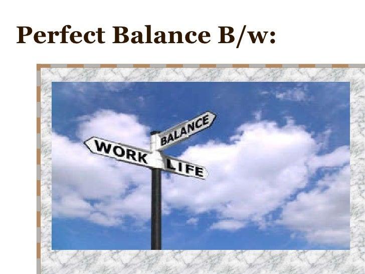 Work vs. Life: Balance, Integration and Alignment