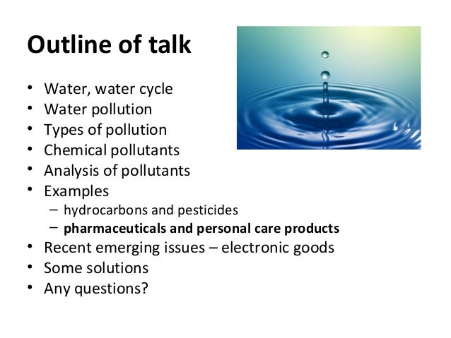 """rough draft water quality and contaminants You are required to develop a rough draft for your final lab report, which covers all three experiments for """"lab 2: water quality and contaminants, time."""
