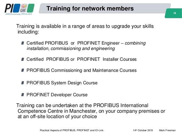 Entfernungsmesser Profinet S Profinet Io Professional: Profibus And Profinet Update Mark Freeman