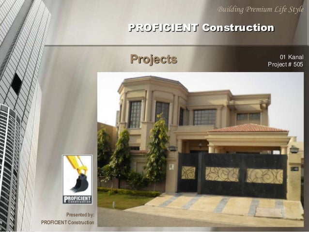Captivating Building Premium Life Style PROFICIENT ...