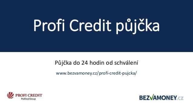 Online pujcky moravské budějovice xl