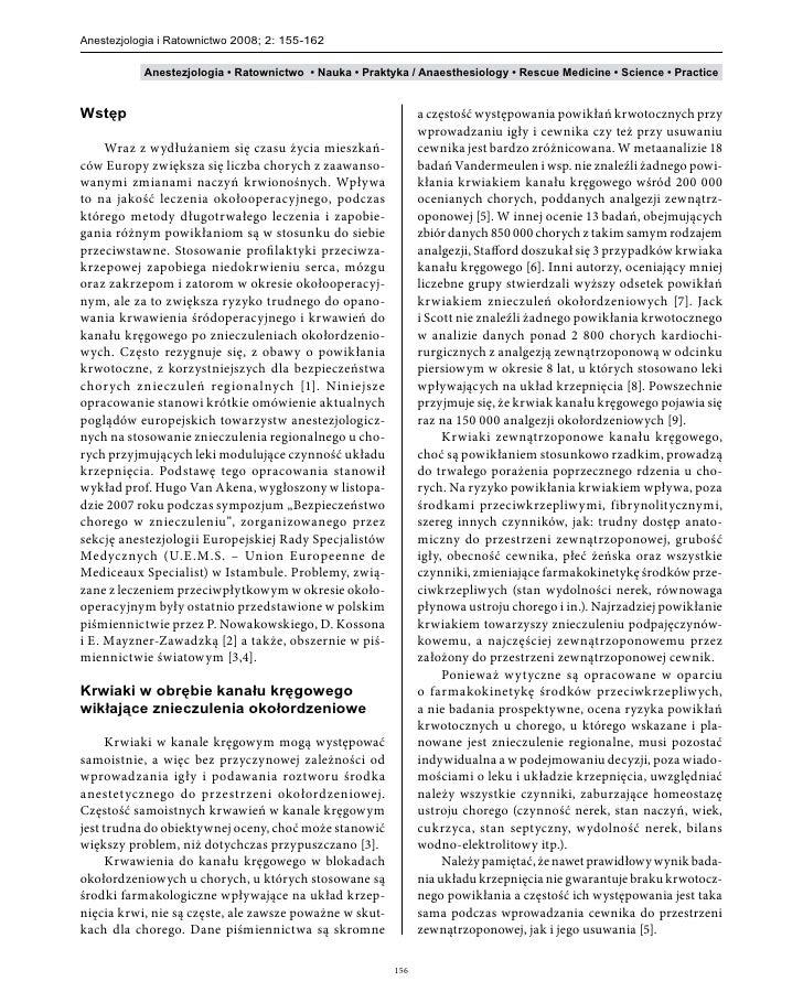 Profilaktyka przeciwzakrzepowa Slide 2
